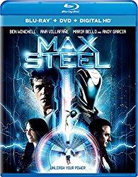 Max Steel Blu-ray