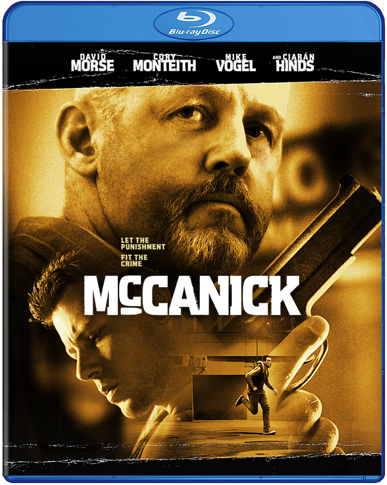 McCanick Blu-ray Review