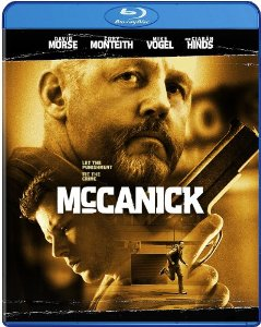 McCanick (+Ultraviolet Digital Copy) [Blu-ray] DVD