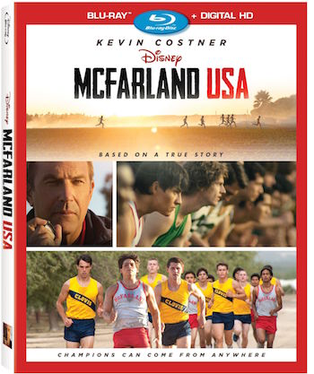 Mcfarland USA Blu-ray Review