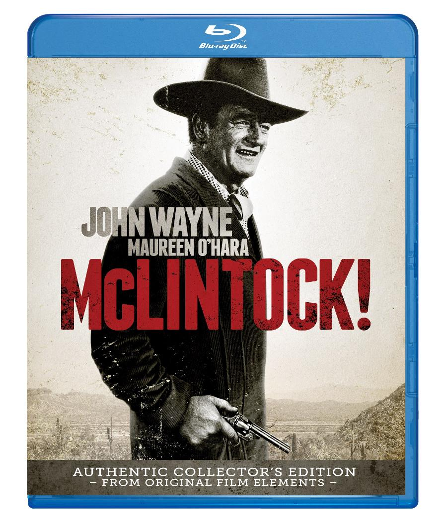 McLintock Blu-ray Review