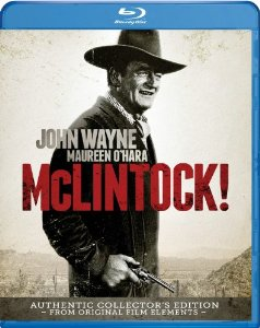 McLintock (+Ultraviolet Digital Copy) [Blu-ray]