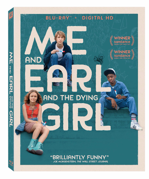 Me and Earl and The Dying Girl Blu-ray Review