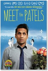 Meet The Patels Blu-ray Cover