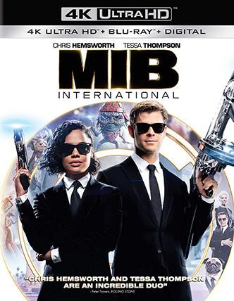 MIB International (Blu-ray + DVD + Digital HD)