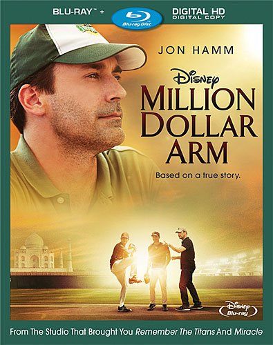 Million Dollar Arm (Blu-ray + DVD + Digital HD)