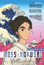 Miss Hokusai (Blu-ray + DVD + Digital HD)