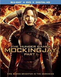 Mockinjay Part 1 (Blu-ray + DVD + Digital HD)