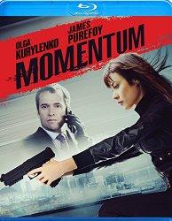 Momentum Blu-ray Cover