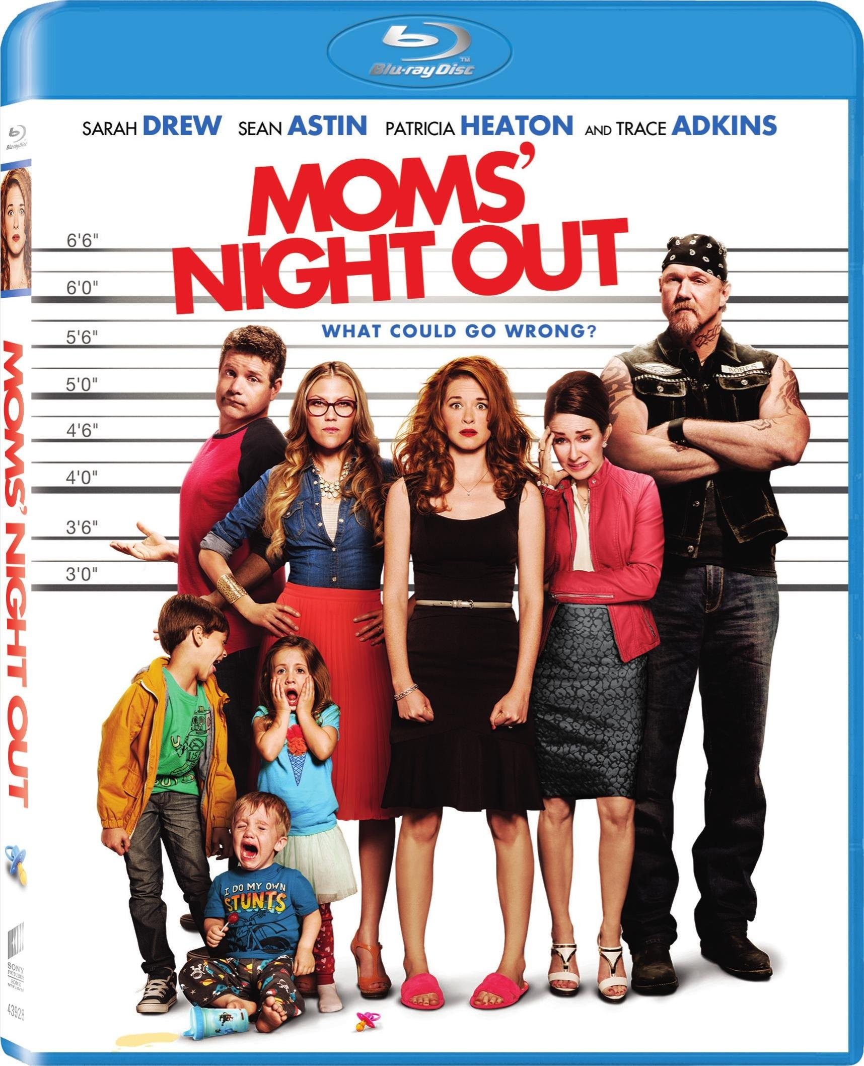 Mom's Night Out Blu-ray Review