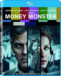 Money Monster Blu-ray