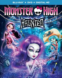 Monster High Haunted (Blu-ray + DVD + Digital HD)