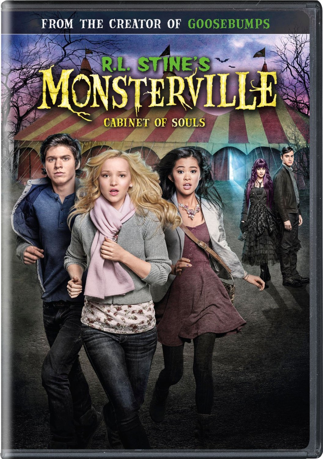 Monsterville Cabinet of Souls DVD Review