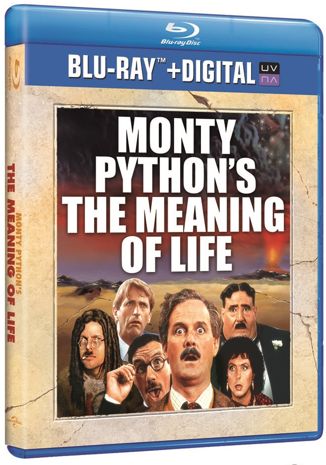 Monty Phyton's The Meaning of Life Blu-ray Review