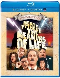 Monty Python's The Meaning of Life Blu-ray