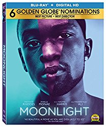 Moonlight Blu-ray Cover