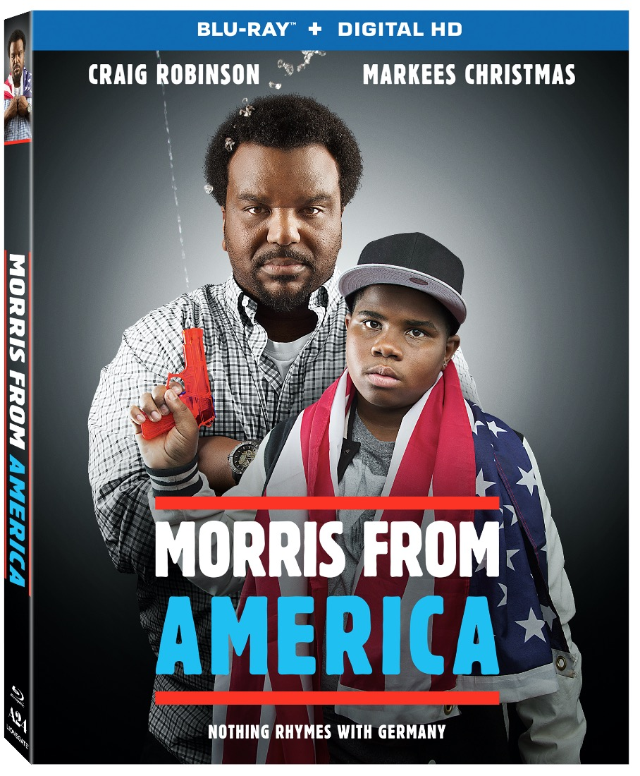 Morris From America Blu-ray Review