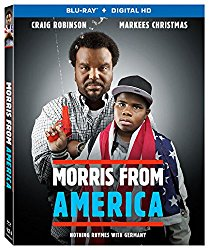 Morris from America (Blu-ray + DVD + Digital HD)