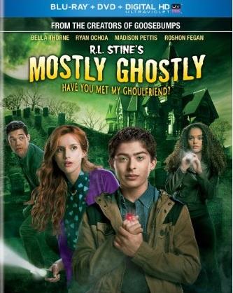 Mostly Ghostly Blu-ray