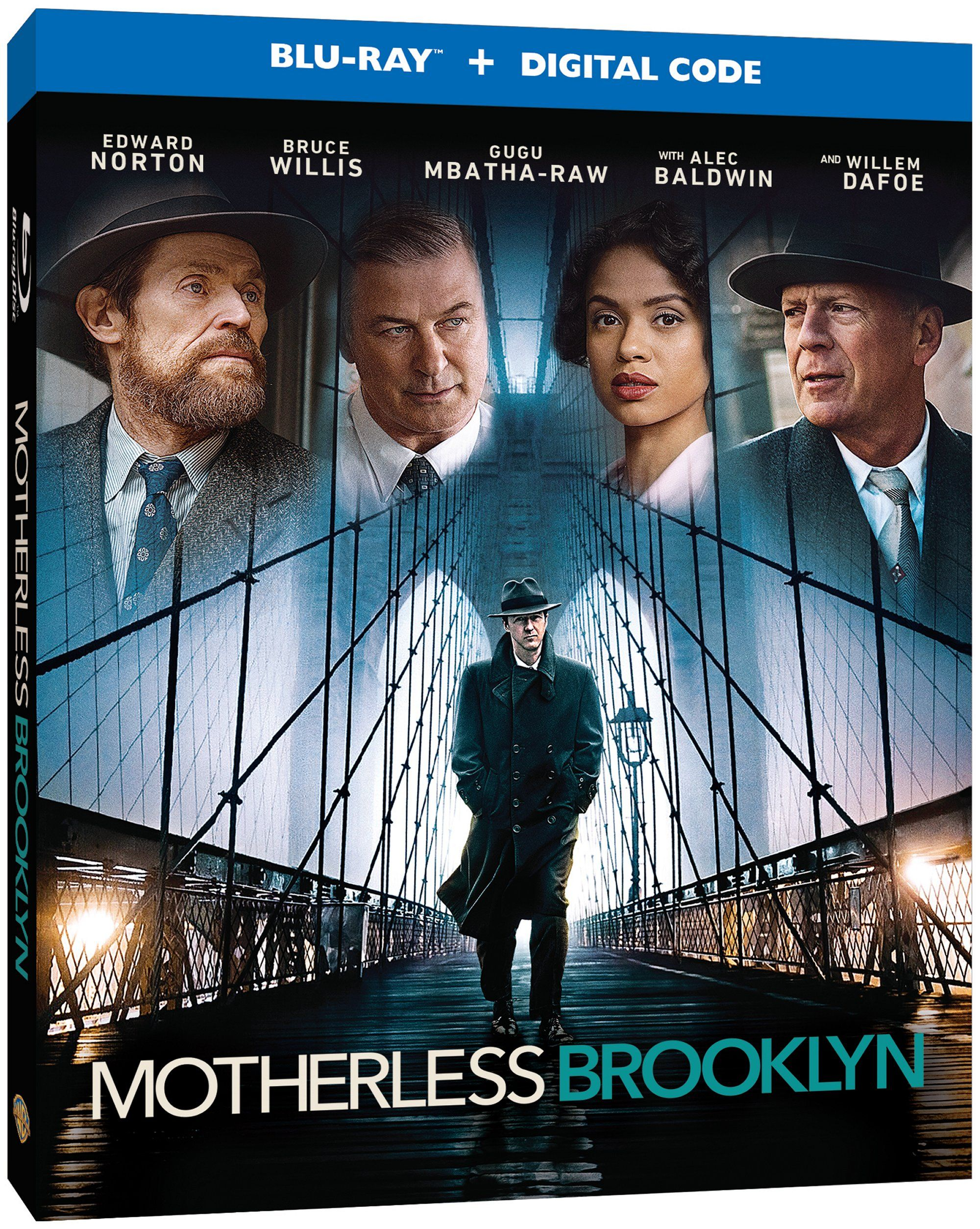 Motherless Brooklyn Blu-ray Review