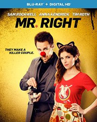 Mr Right Blu-ray Cover