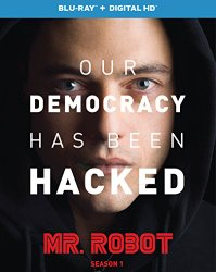 Mr Robot Season 1(Blu-ray + DVD + Digital HD)