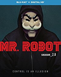Mr Robot Season 2 (Blu-ray + DVD + Digital HD)