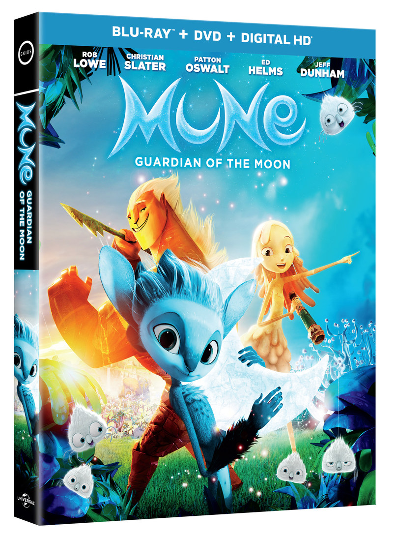 MUNE: GUARDIAN OF THE MOON Blu-ray