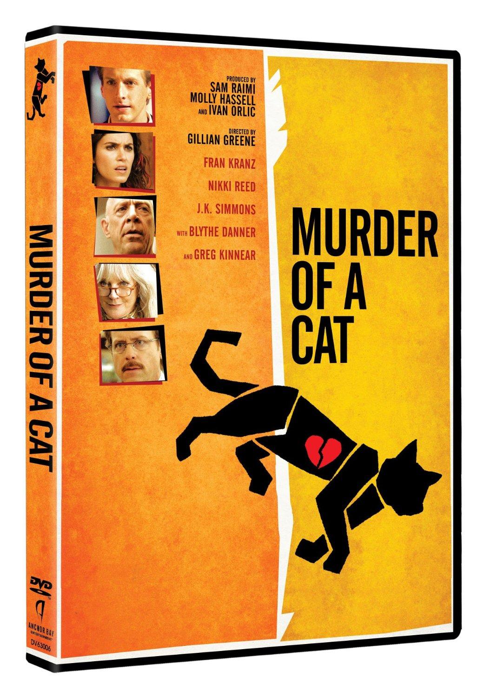 Murder of a Cat DVD Review