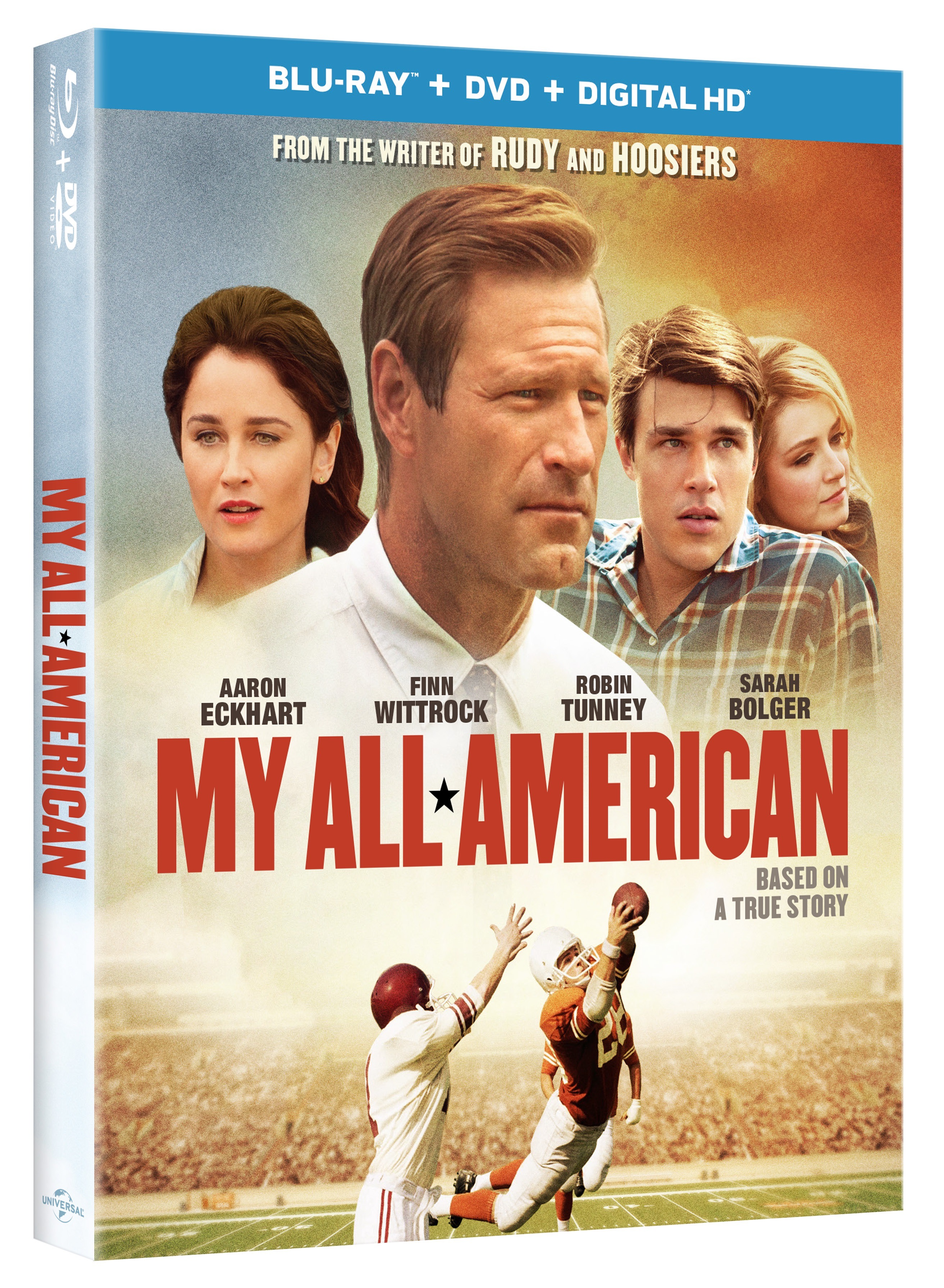 My All American Blu-ray Review