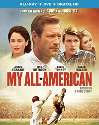 My All American Blu-ray Cover