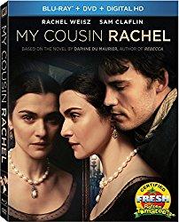 My Cousin Rachel Blu-ray Cover