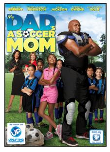 My Dad is a Soccer Mom (Blu-ray + DVD + Digital HD)