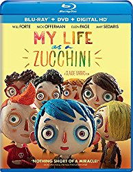 My Life As A Zucchini Blu-ray Cover