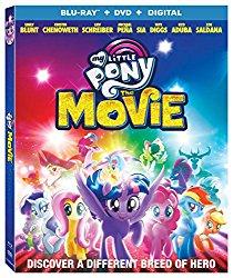My Little Pony The Movie (Blu-ray + DVD + Digital HD)