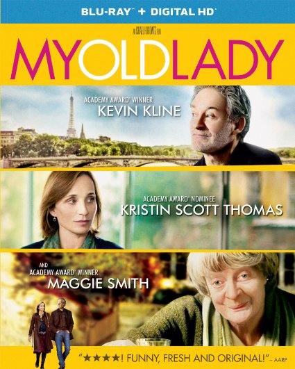 My Old Lady Blu-ray Review