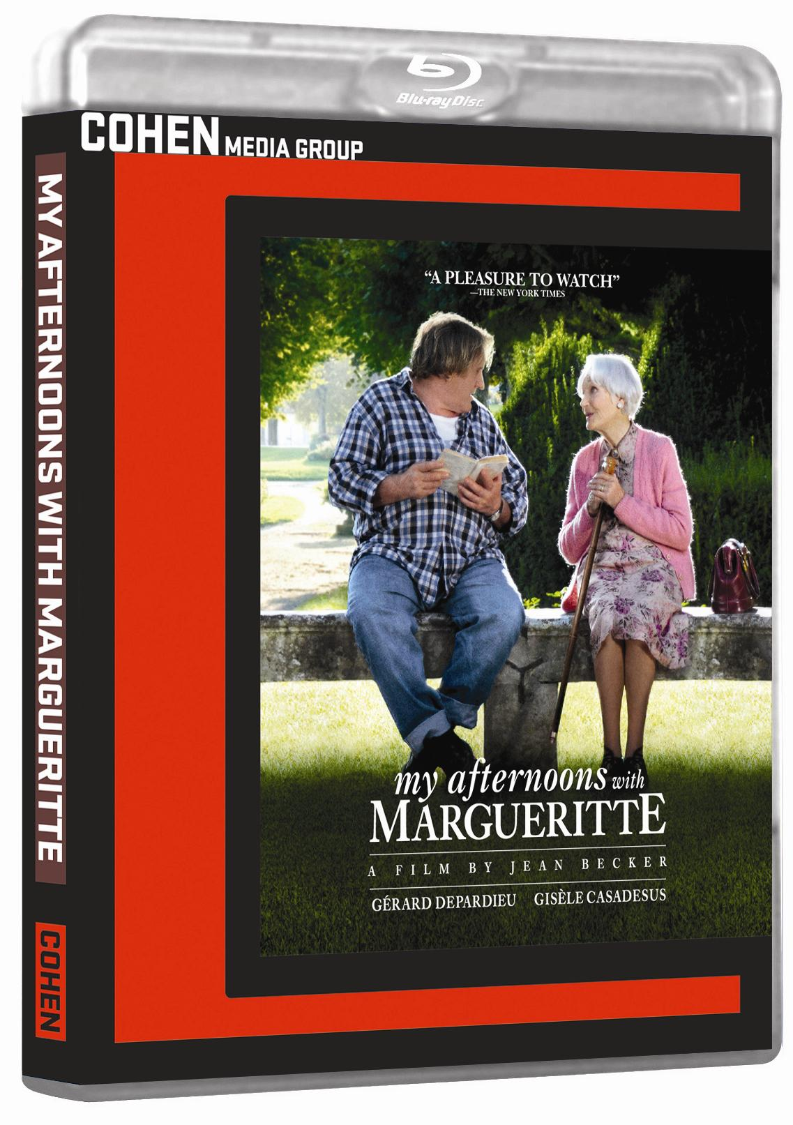 My Afternoons With Margueritte BLU-RAY Review