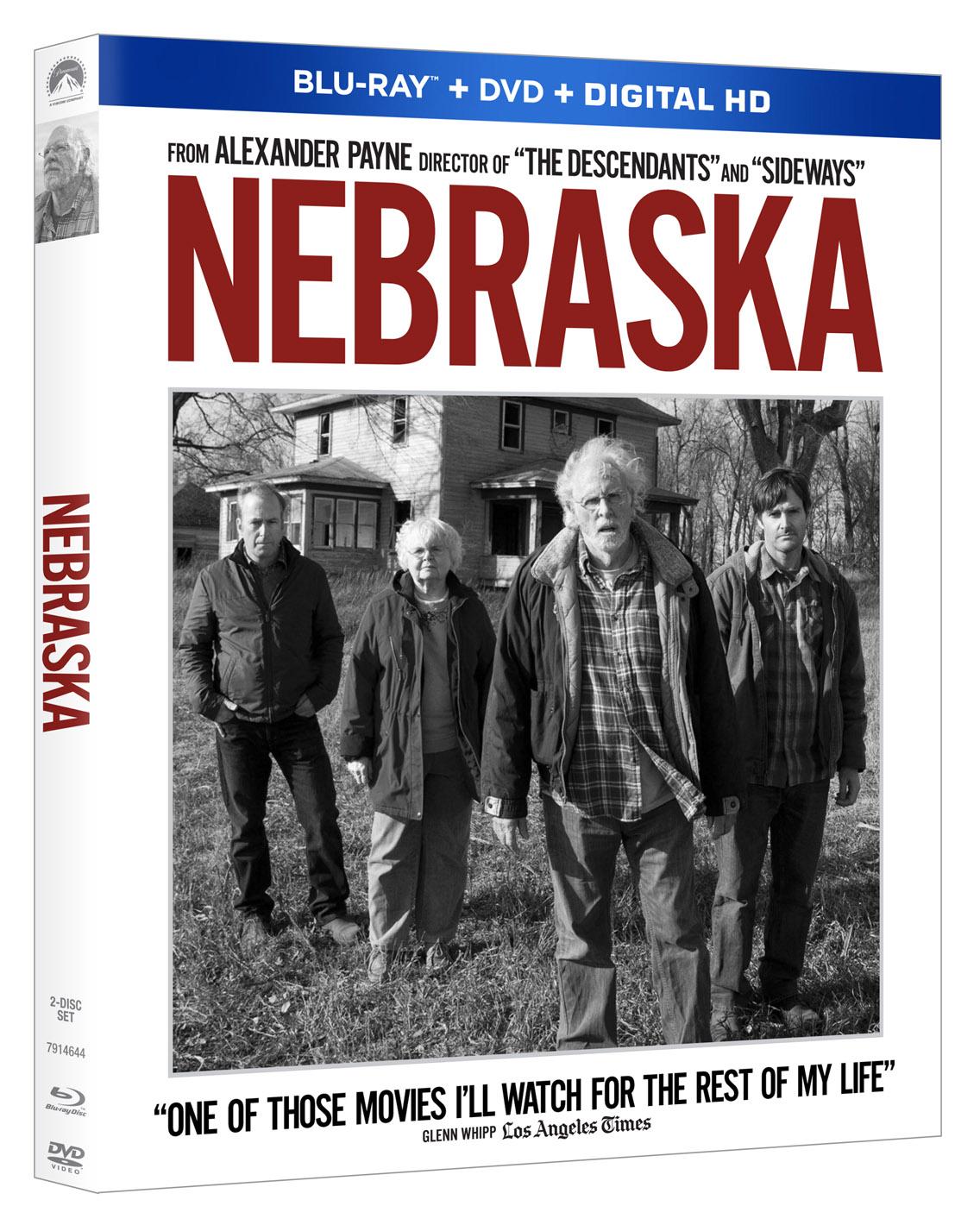 Nebraska Blu-ray Review