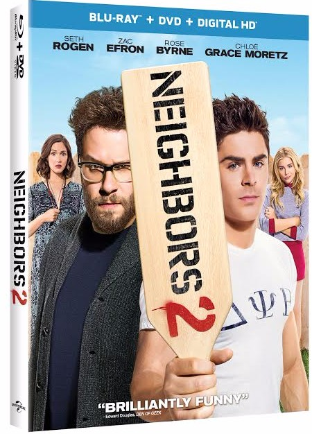 Neighbors 2 Blu-ray Review