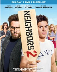 Neighbors 2 Blu-ray