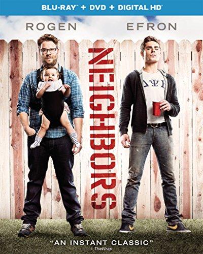 Neighbors Blu-ray