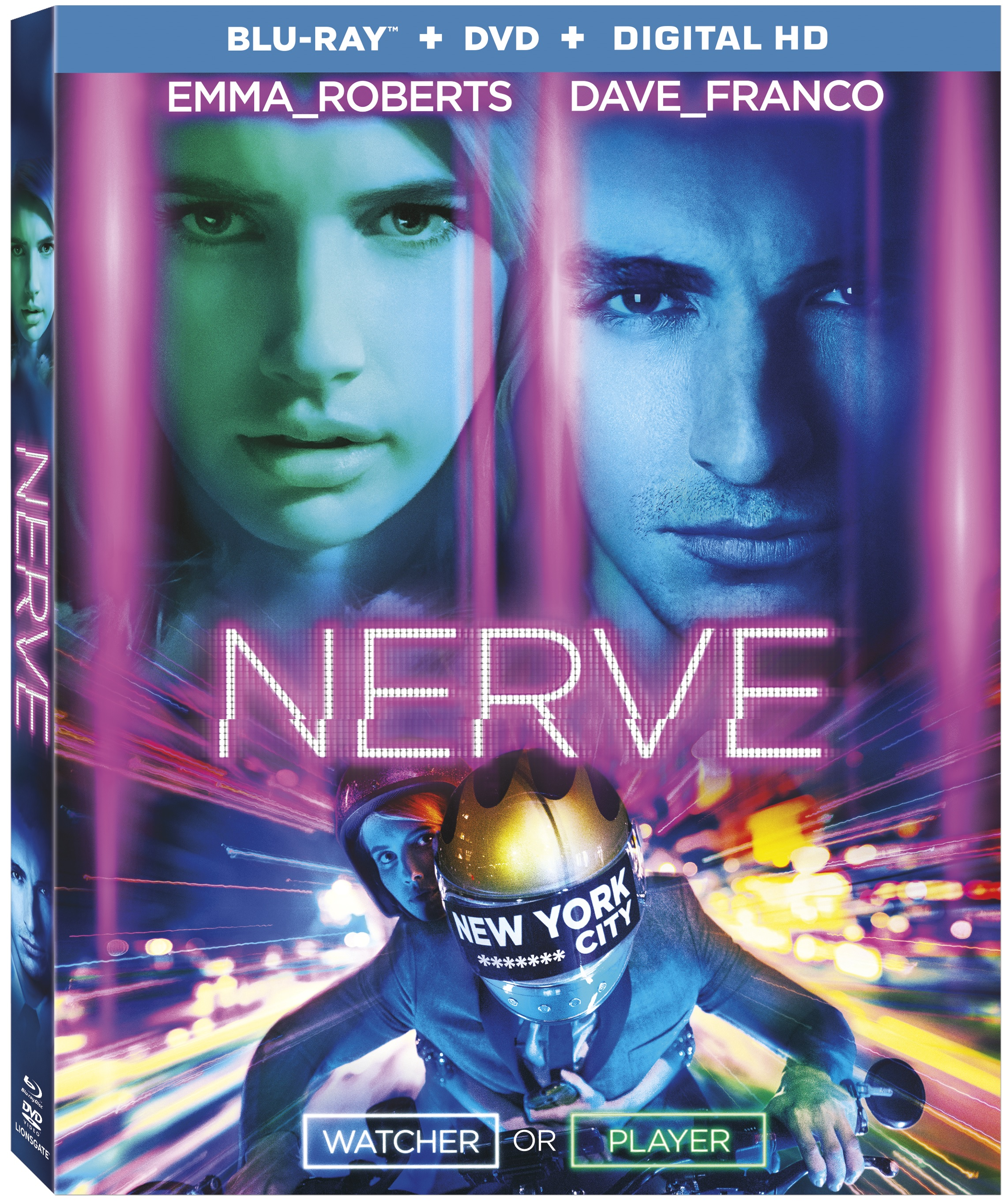 Nerve Blu-ray Review