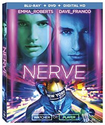 Nerve Blu-ray Cover