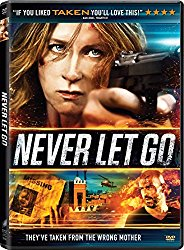 Never Let Go Blu-ray Cover