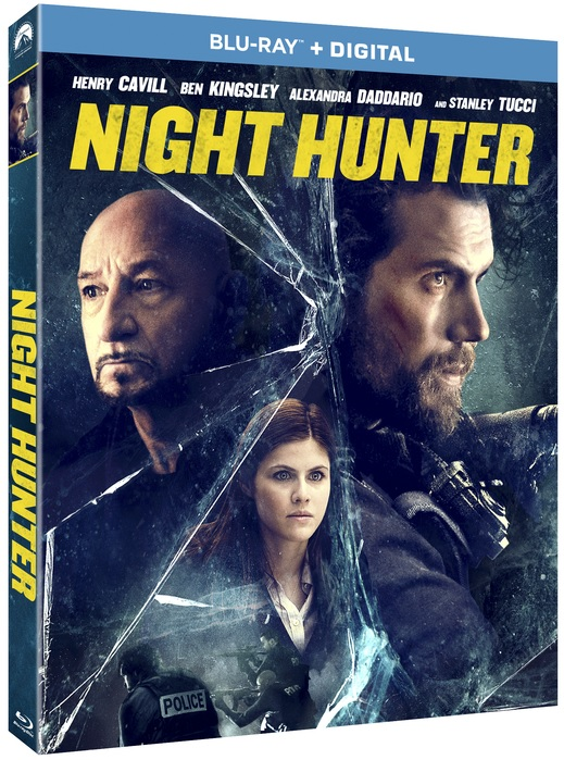 Night Hunter Blu-ray
