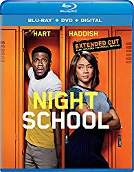 Night School (Blu-ray + DVD + Digital HD)