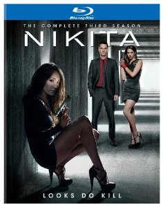 Nikita Season 3 Blu-ray