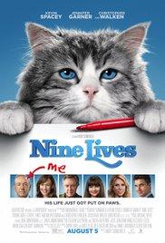 Nine Lives (Blu-ray + DVD + Digital HD)