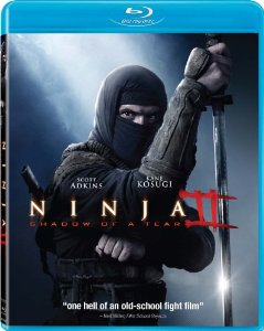 Ninja II Blu-ray