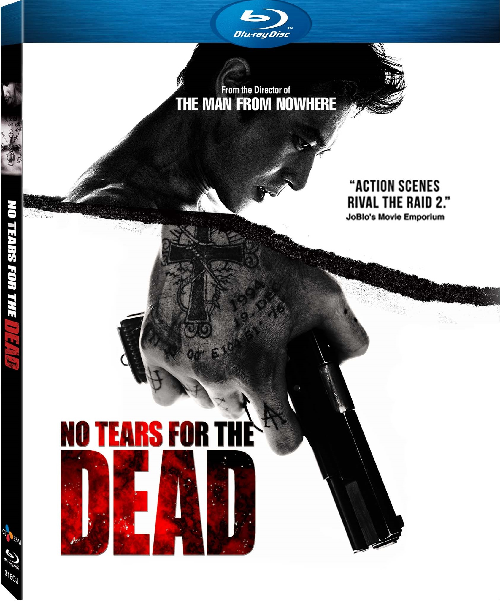 NO TEARS FOR THE DEAD Blu-ray